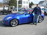 2006 Nissan 350Z Roadster May 2014 -