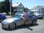 2006 Nissan 350Z Enthusiast Coupe July 2014 -