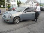 2007 Cadillac CTS Sedan July 2014 -