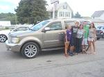 2007 Chrysler Aspen Limited Hemi 4x4 August 2014 -