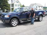 2007 Ford F150 Step Side FX4 4x4 May 2014 -