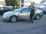 2007 Nissan Altima 3.5SE September 2014 -
