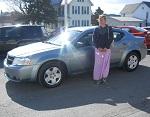 2008 Dodge Avenger Sedan March 2014 -