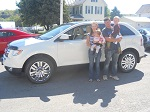 2008 Ford Edge Limited AWD September 2014 -