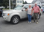 2008 Ford Escape Limited 4wd September 2014 -