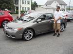 2008 Honda Civic SI Sedan June 2014 -