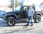 2008 Jeep Wrangler X Unlimited 4x4 March 2014 -