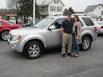 2009 Ford Escape Limited 4x4 April 2014 -