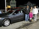 2009 Nissan Altima 2.5S January 2014 -