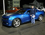 2010 Chevy Camaro SS/RS January 2014 -