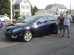 2010 Mazda 6 Grand Touring Sedan July 2014 -