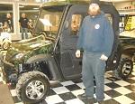 2012 BNX 600 4 Seat Army Camo 4x4 March 2014 -