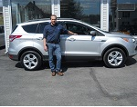 2013 Ford Escape 4wd April 2014 -