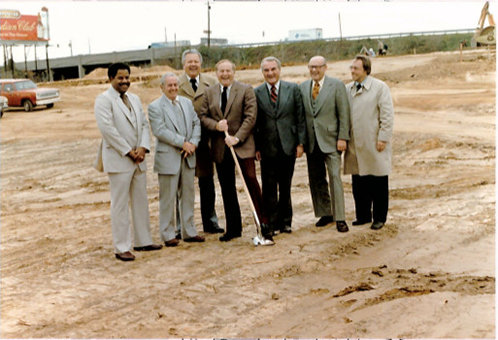 Jack Giambalvo Ground Breaking