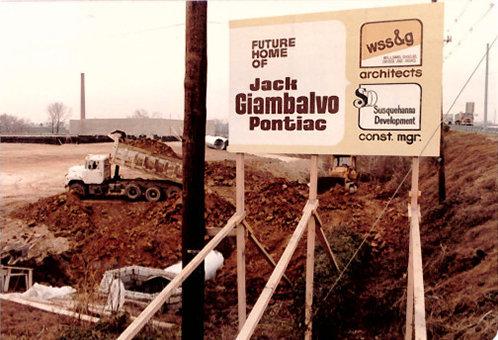 Jack Giambalvo Sign