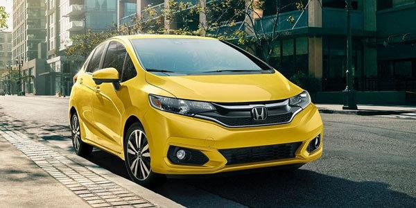 The Honda Fit
