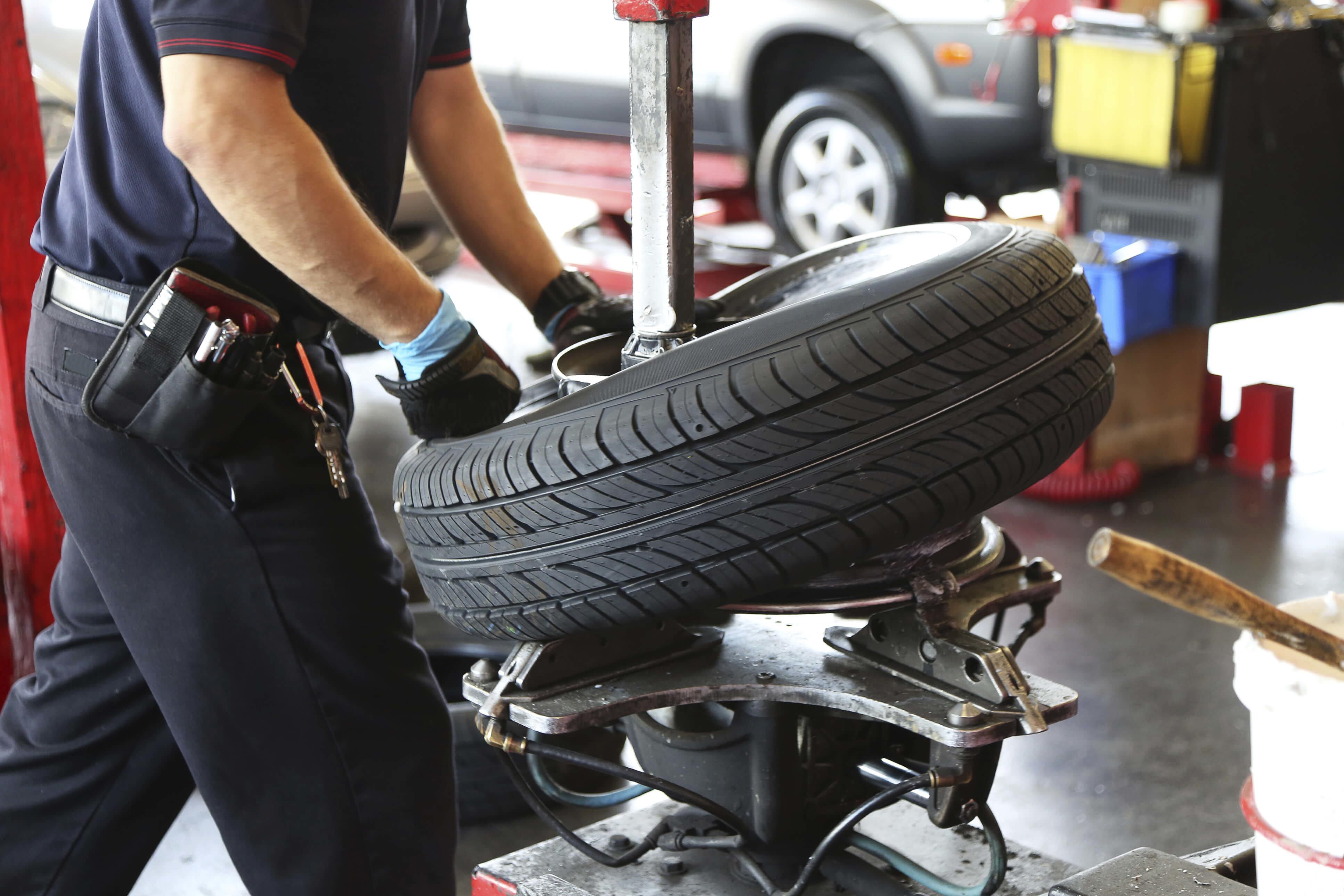 Swant Graber Tires Banner