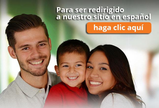 Para ser redirigido a nuestro sitio en español