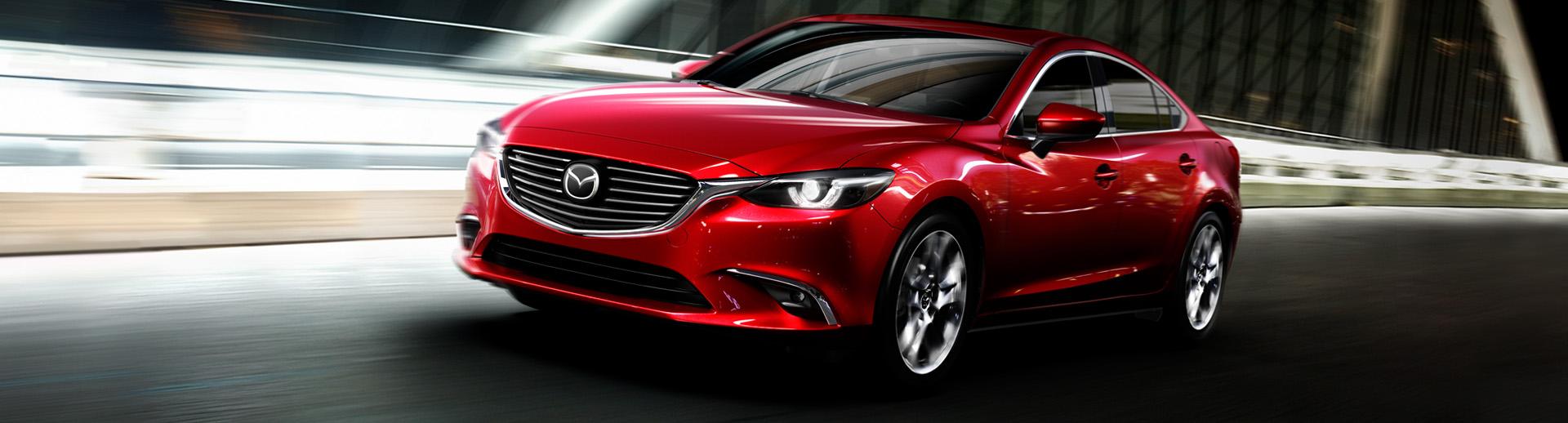 Premier Mazda Banner