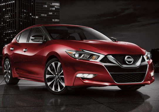 Nissan of Lawton 2016 Maxima