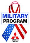 Five Star Mitsubishi Military Program