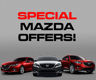 Special Mazda Offers