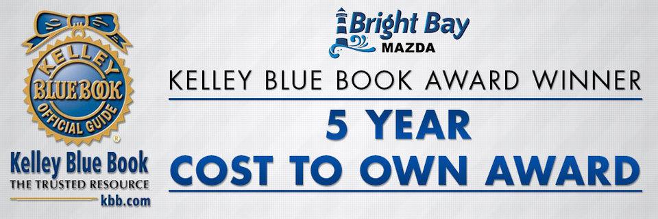 Bright Bay Mazda Blue Book