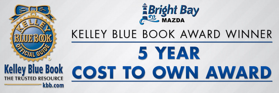 Bright Bay Mazda Blue Book