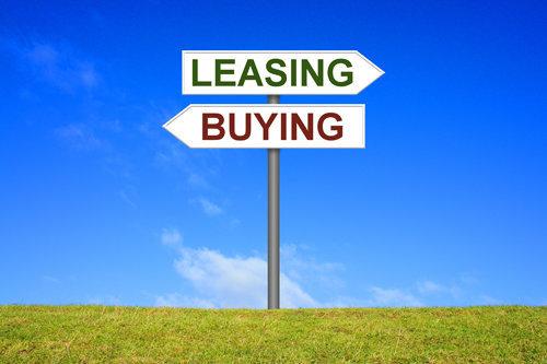Buying vs. Leasing