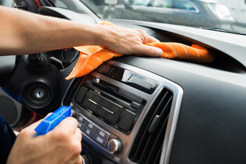 Spring Cleaning for Your Mazda