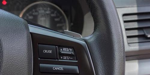Utilize Cruise Control