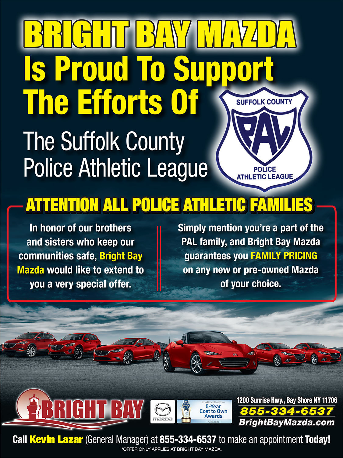 Suffolk County Police Athletic League