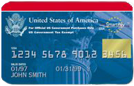 GSA Purchase Credit Card