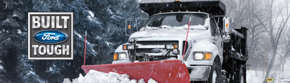 Ford at Minuteman Trucks