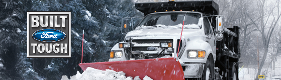 Ford Commercial Trucks at Minuteman Trucks