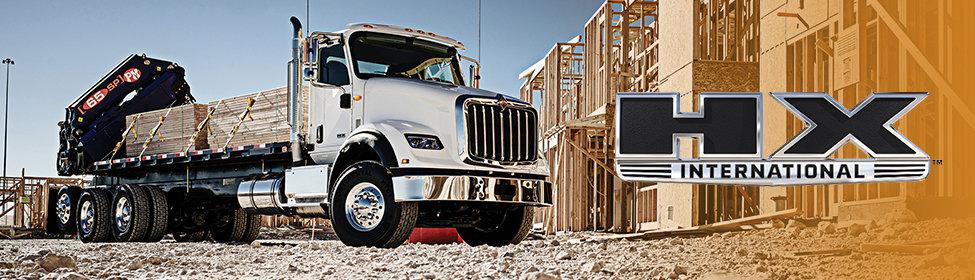International Trucks at Minuteman Trucks
