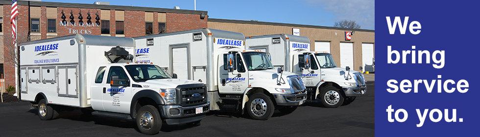 Mobile Maintenance at Minuteman Trucks