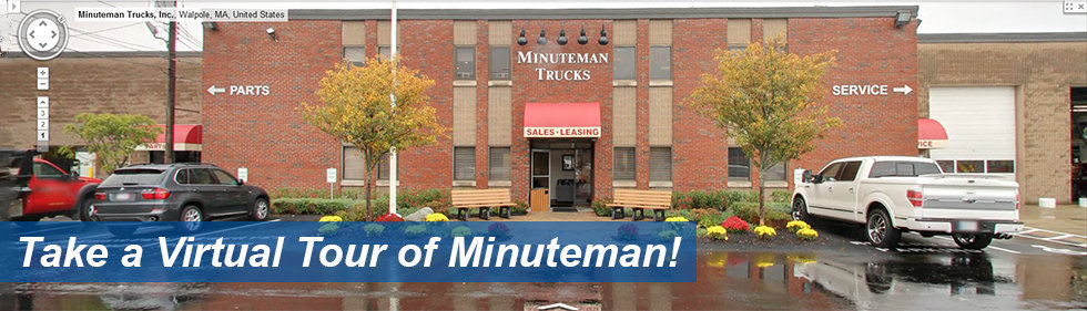 Virtual Tour of Minuteman Trucks