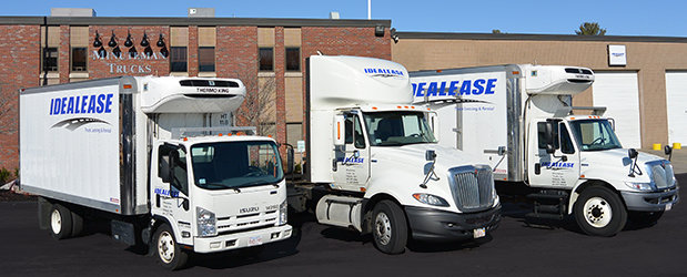 Diverse Fleet of Lease and Rental Vehicles