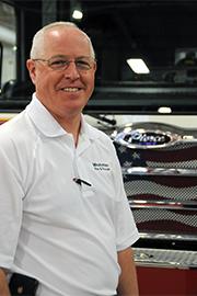 Jeff Fournier - MFRA President