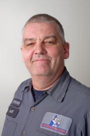 Jeff Kelland - Emergency Apparatus Foreman