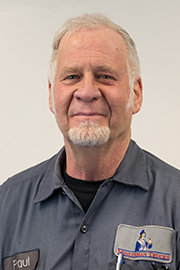 Paul Williams - Heavy Commercial Truck Foreman