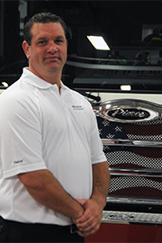 Steve Auger - Sales Representative