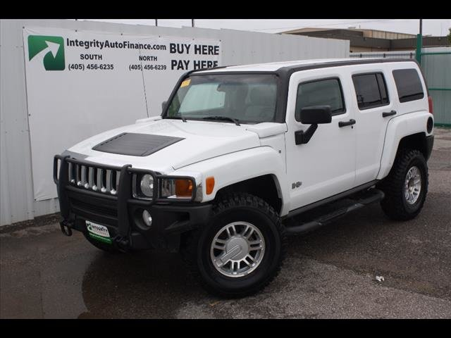 White Hummer available with bad credit