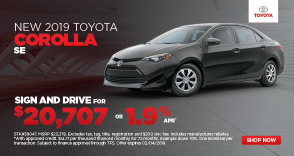 Your Trusted Toyota Dealer In West Virginia Toyota New And Used