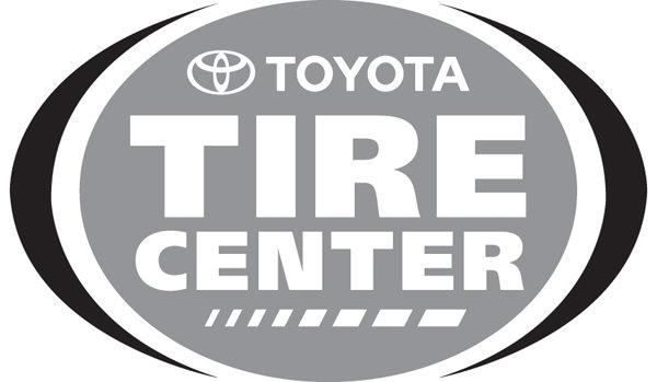 Toyota Tire Center Logo