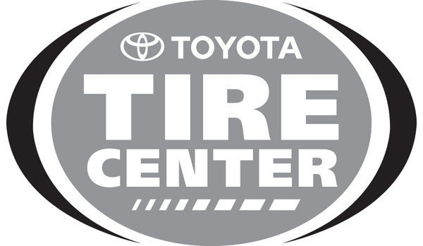 Toyota Tire Center Logo