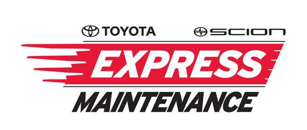 Toyota Express Maintenance