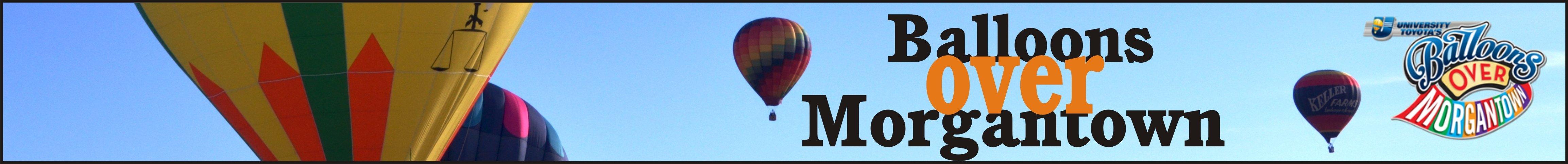 Balloons Over Morgantown