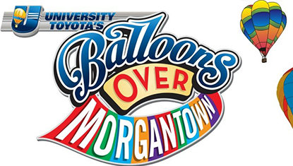 Balloons Over Morgantown Title Sponsor Image